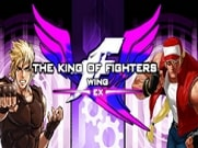 Joue à The King of Fighters Wing EX