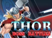 Joue à Thor Boss Battle