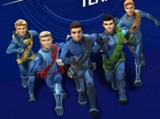 Joue àThunderbirds Are Go -Team Rush