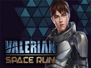 Joue à Valerian Space Run