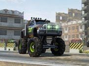 Joue àZombie Truck Parking Simulator